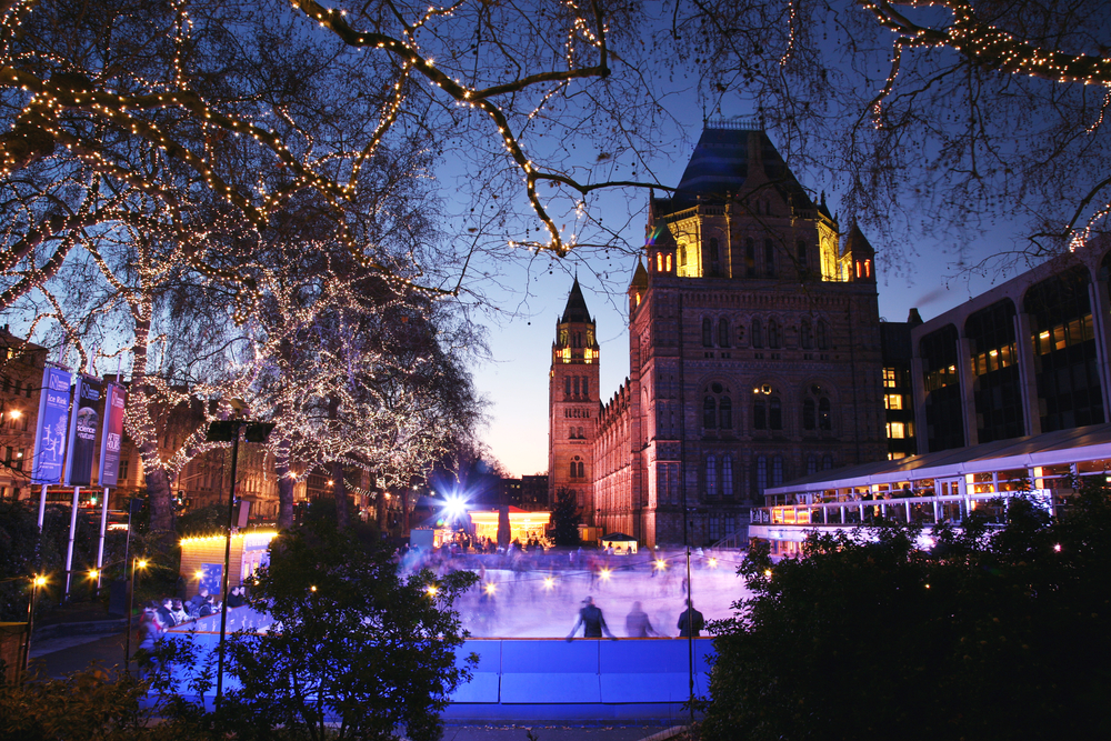Get your skates on: London's best ice-skating attractions