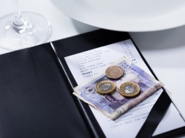 Tipping in london