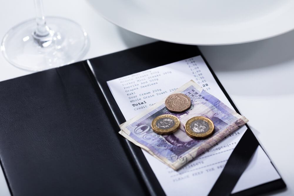 TIPPING IN LONDON - Montcalm London City Blog