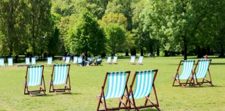 2. London's most relaxing spots