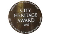 City Heritage Award