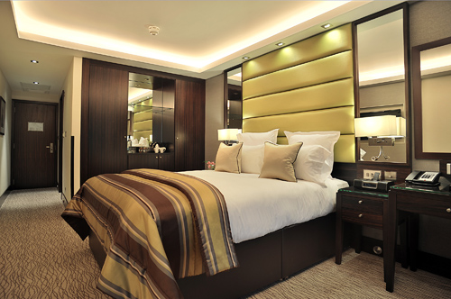Rooms: 5 Star Hotel Suites In London